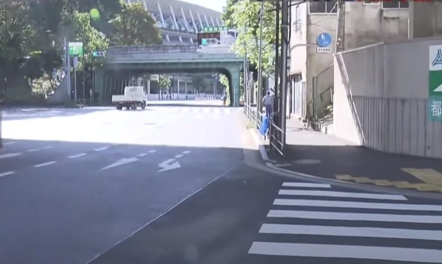 伊藤健太郎のひき逃げ事故現場写真