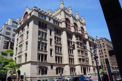 ニューヨーク市立大学ハンター校の外観写真