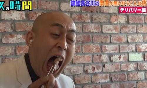 歯の無い錦鯉・長谷川と牛タン